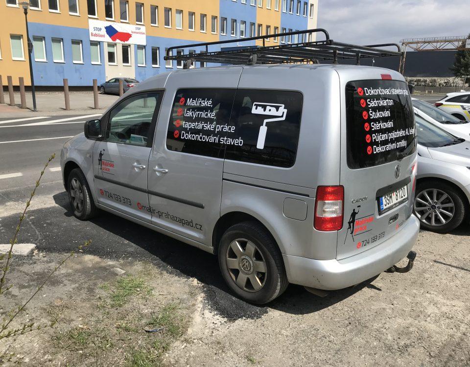 Samolepícíreklama.cz - polepy vozů